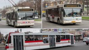 В Запорожье собираются производить еще троллейбусы