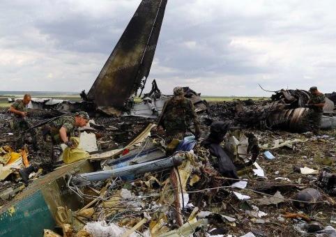 Запорожский Апелляционный суд признал гибель командира сбитого ИЛ-76 агрессией России