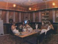 Сауна с самоваром: как выглядел отель «Интурист» 30 лет назад