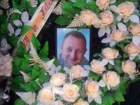 В Запорожье простились с начальником областного управления Укртрансбезопасности
