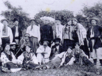 Чем жили и как отдыхали на родине Махно 100 лет назад (Фото)