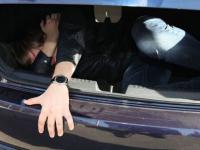 В Запорожье похитили и убили молодого мужчину: выбросив тело на глазах у полицейских