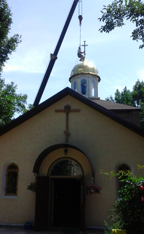 В запорожской больнице московскому патриархату бесплатно выделили помещение