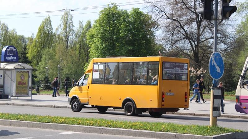На Кичкасе изменили схему движения общественного транспорта