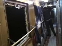 Три разгромленных вагона: полиция не увидела преступления со стороны ультрас в поезде «Львов — Запорожье»