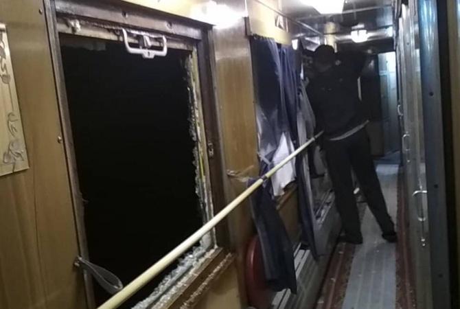 """Три разгромленных вагона: полиция не увидела преступления со стороны ультрас в поезде """"Львов - Запорожье"""""""