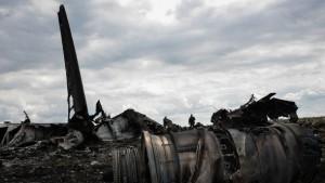 В Запорожской области установят сбитым десантникам ИЛ-76