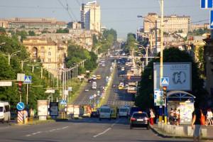 Запорожские водители смогут онлайн отслеживать ситуацию на дорогах