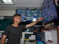 Возле «АТБ» и на перекрестках: в Энергодаре установили более полусотни камер