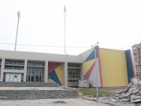 ДК «Хортицкий» после ремонта станет более ярким (Фото)