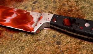 В Запорожье мужчина кухонным ножом зарезал мать