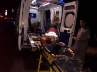 В Запорожье столкнулись легковушки: из покореженных автомобилей пострадавших доставали спасатели (Фото)