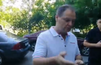 Запорожскому нардепу вручили повестку на допрос по делу об убийстве «Сармата» (Видео)
