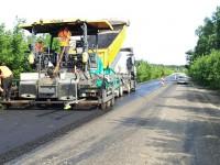 Дорожники выполнили 60% запланированных работ по ремонту трассы Запорожье-Мариуполь