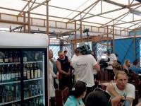 В Бердянске заметили съемочную группу «Ревизора» (Фото)