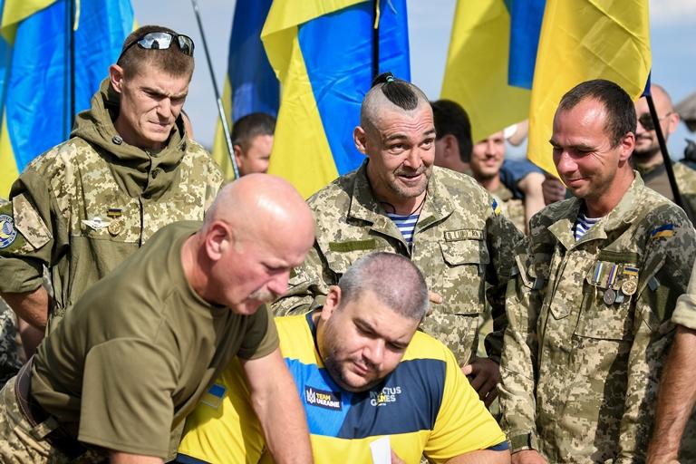 Запорізькі ветерани АТО звернулися до Володимира Зеленського з вимогою не йти на поступки російському агресору