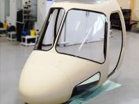 «Мотор-Сич» заканчивает производство вертолета из композитных деталей