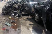 Зеленский прокомментировал ДТП  с детским автобусом под Запорожьем, в которое попало его авто