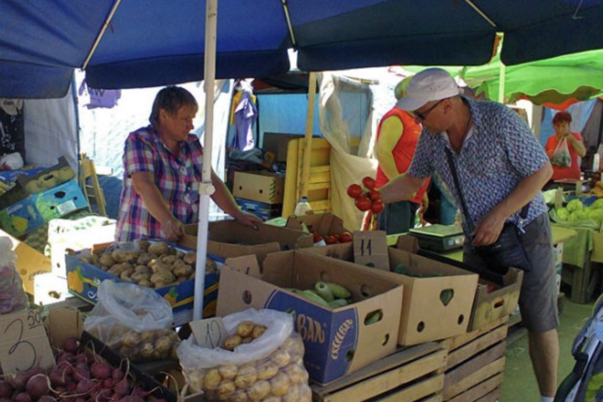 В Запорожье подешевели овощи со свининой и подорожали алкоголь с сигаретами