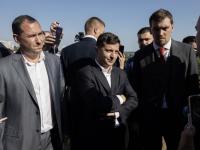 Визит Зеленского в Запорожье: основные тезисы