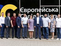 Запорізька команда партії «Європейська Солідарність» закликала виборців підтримати курс на ЄС та НАТО