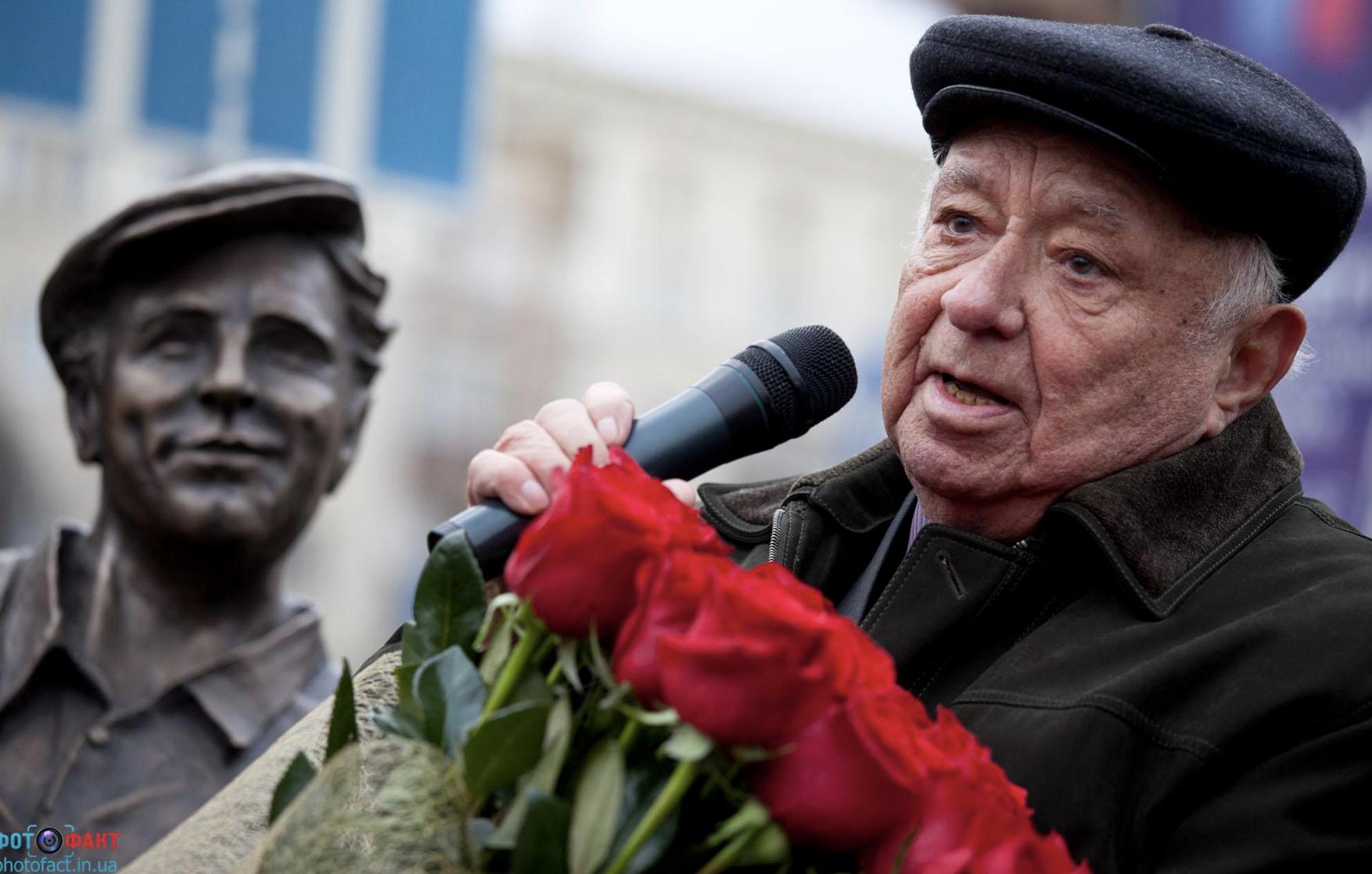 """В Запорожье умер прототип главного героя фильма """"Весна на Заречной улице"""""""
