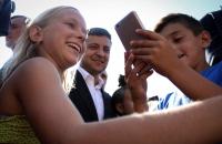 О визите Зеленского в Запорожье – без эмоций