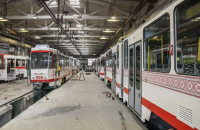 «Запорожэлектротранс» вместо 12 закупит 2 старых трамвая из ЕС