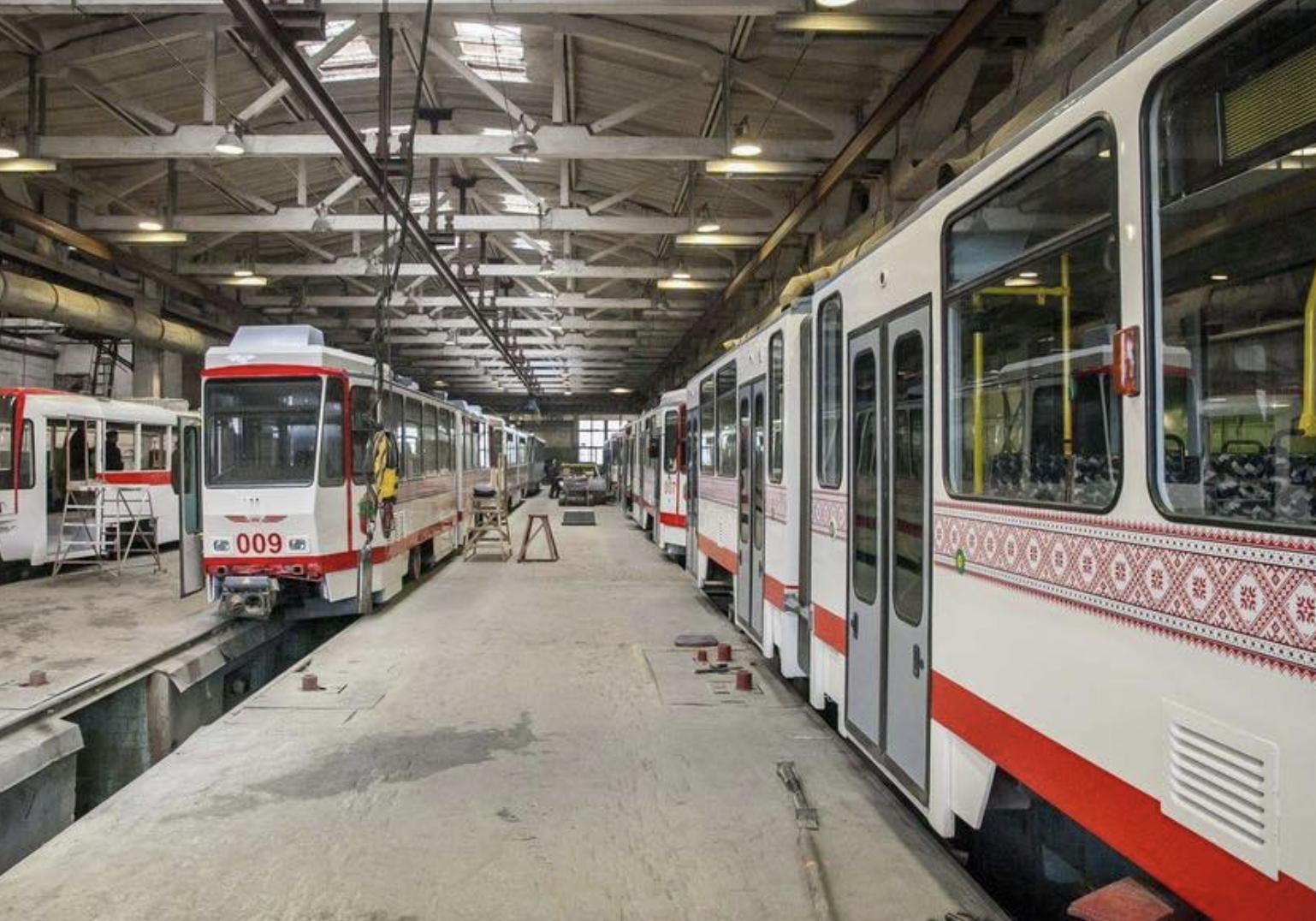 """""""Запорожэлектротранс"""" вместо 12 закупит 2 старых трамвая из ЕС"""