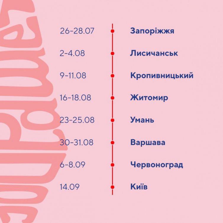 В Запорожье пройдет фестиваль документального кино под открытым небом