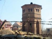 Застройщик вырубит деревья вокруг старинной водонапорной башни