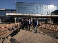 Зеленский поручил закончить новый терминал аэропорта «Запорожье» к декабрю