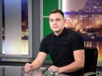 Глава Запорожского «Нацкорпуса» Максим Зайченко: «Объединились  ради сохранения Украины»
