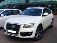 70-летняя мама подарила бердянскому прокурору Audi Q5