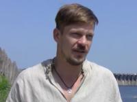 В центре Запорожья ограбили актера, приехавшего на съемки