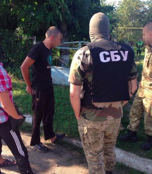 В Запорожской области задержали боевика из группы Стрелкова-Гиркина