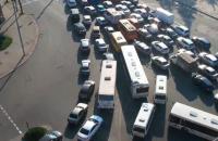 Речной транспорт и больше постов полиции: Буряк рассказал, как решать проблему с пробками на ДнепроГЭС