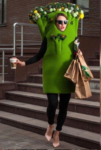 Я шью хот–доги и авокадо. Зачем запорожанка начала делать костюмы еды