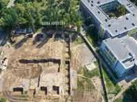 Как в Мелитополе строят бассейн за 80 млн гривен (Фото)