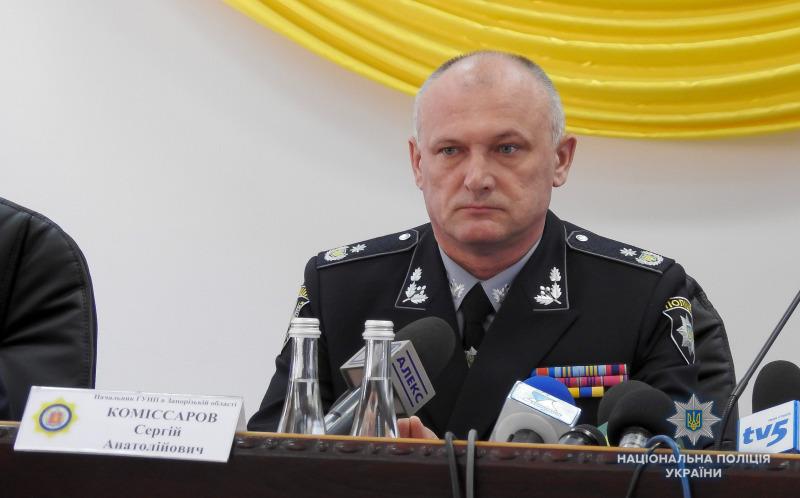 Слабая кадровая политика и коррупция – за что уволили начальника запорожской полиции