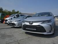 ЗАЭС пополнила автопарк: на «Тойотах» работники будут ездить в командировки