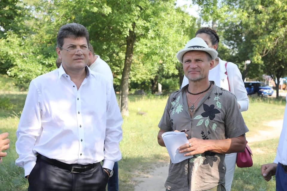 Покровскую ярмарку перенесут с Набережной: Буряк обговорил со Скрипкой новый формат