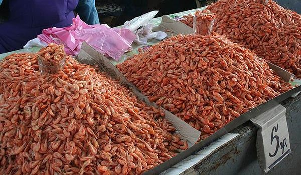 В Бердянске люди массово отравились креветками