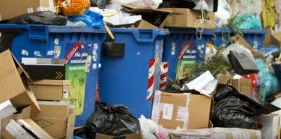В Запорожье проведут конкурс на компанию по вывозу бытового мусора