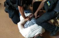 Пьяный высокопоставленный запорожский полицейский устроил ДТП и пытался сбежать