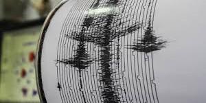 В окрестностях Бердянска произошло землетрясение