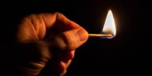 В Запорожье рецидивист облил бензином киоск с продавщицей  и грозился поджечь