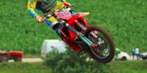 Сын запорожского депутата стал чемпионом по мотокроссу