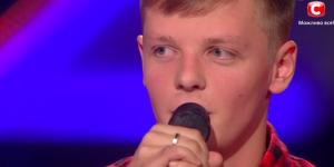 """Еще один запорожский вокалист прошел в шоу """"X-фактор"""" благодаря романтической песне (Видео)"""