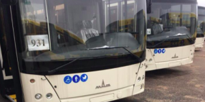 Запорожцам показали, как будут выглядеть новые вместительные автобусы (Фото)